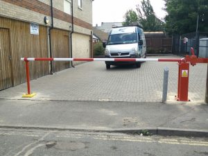 Car Park Barrier Entry Systems Rushden